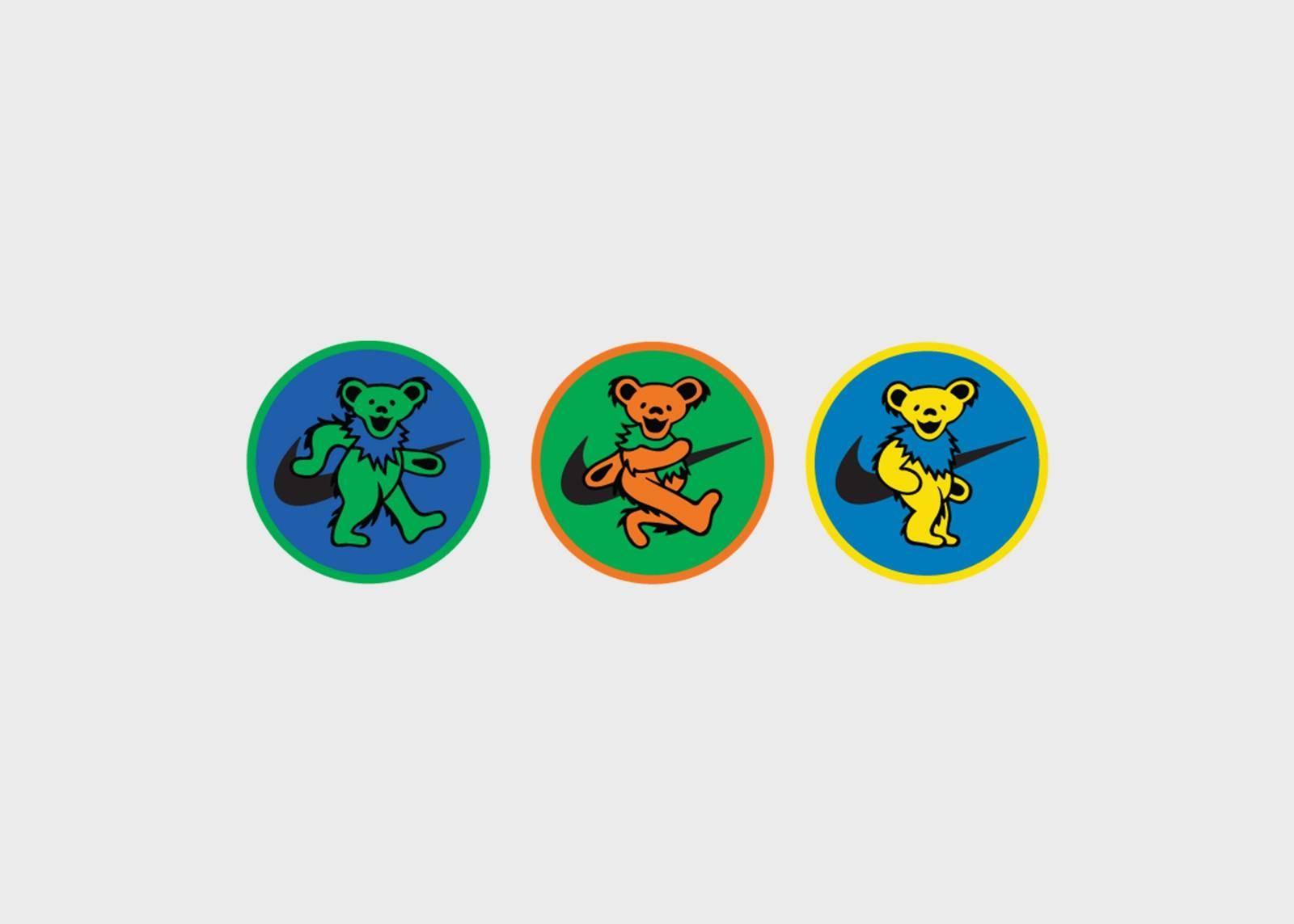 Conoce los 3 modelos de tenis de Grateful Dead x Nike con una bolsa oculta (¿Para marihuana?) 1