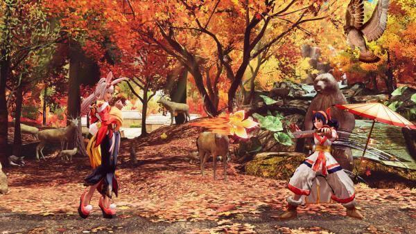 Gongsun Li se unirá a Samurai Shodown totalmente gratis 7