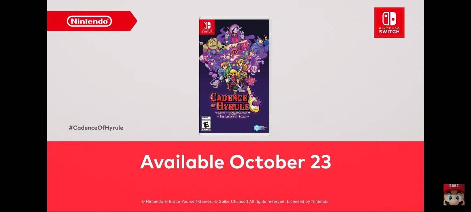 Nintendo Direct Mini: Se vienen nuevas joyas 17