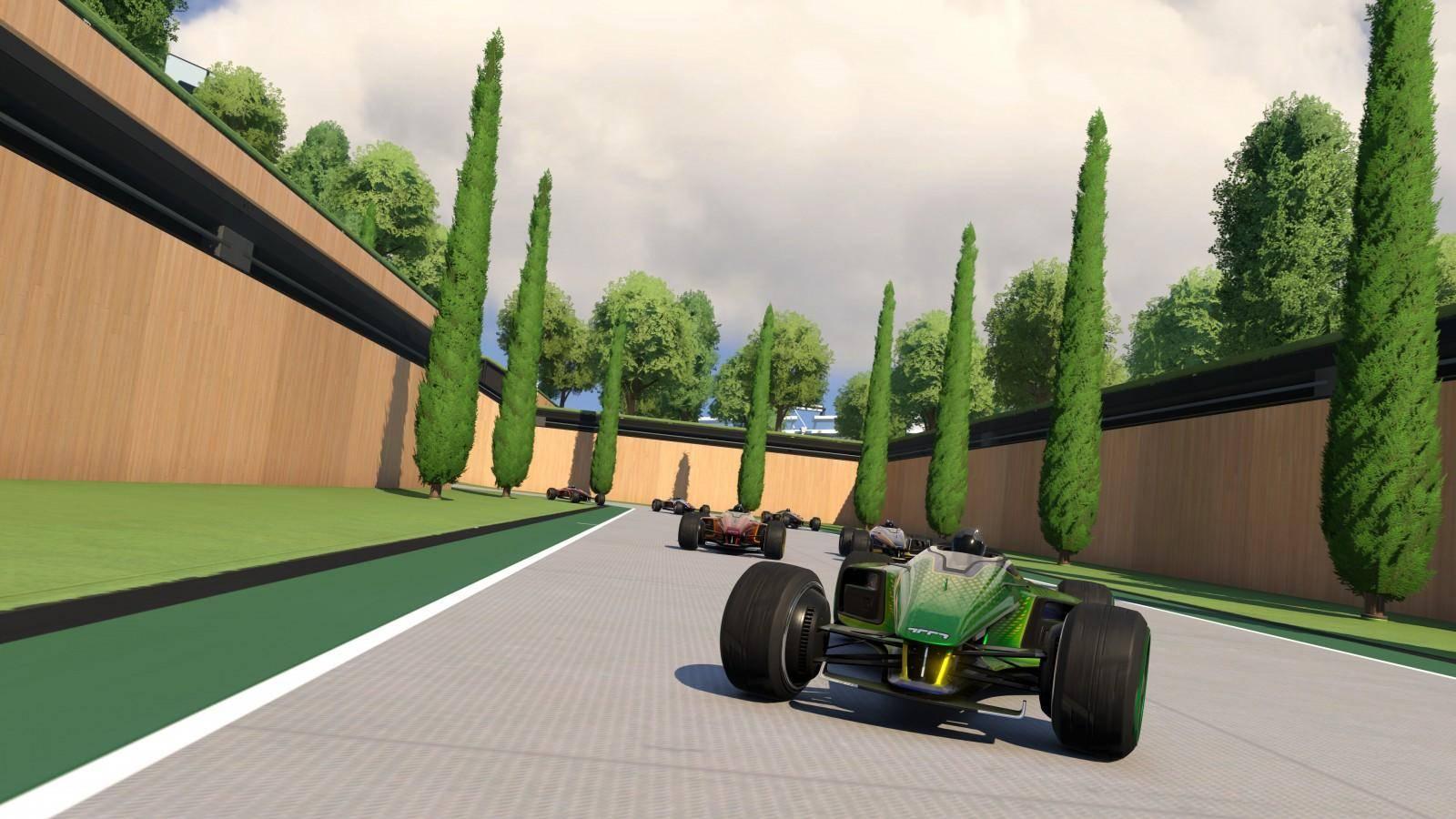 Trackmania ya está disponible en PC 10