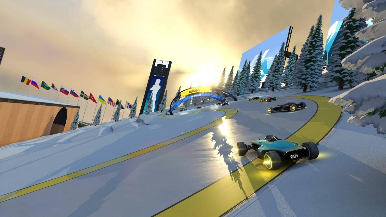 Trackmania ya está disponible en PC 1