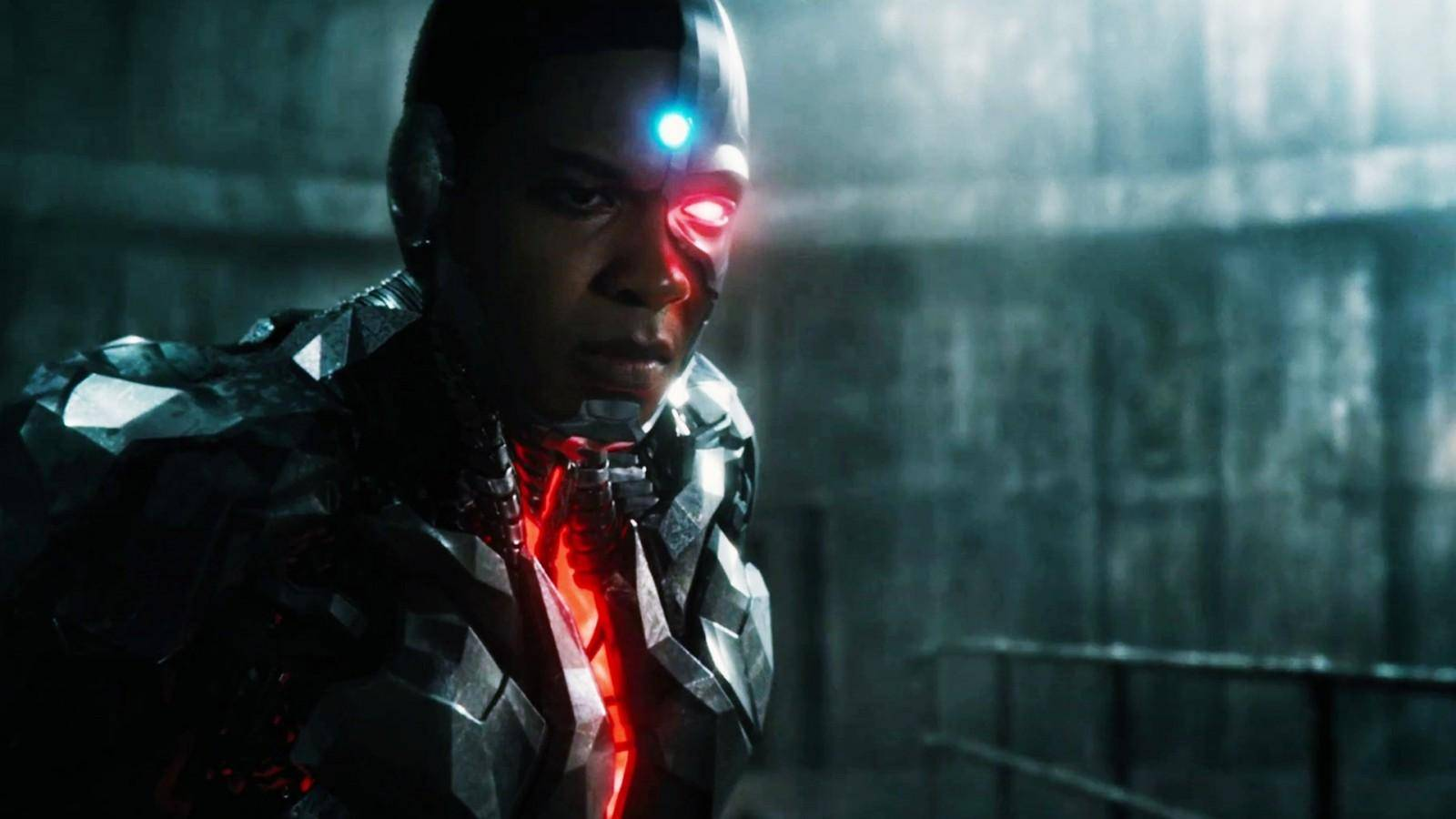 Justice League: Cyborg Ray Fisher