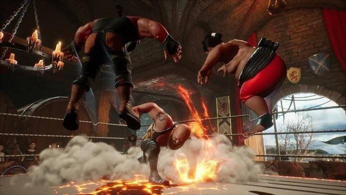 WWE 2K Battlegrounds: Conoce la fecha de salida y el roster oficial 2