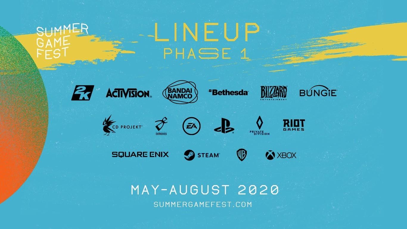 Xbox Summer Game Fest 2020