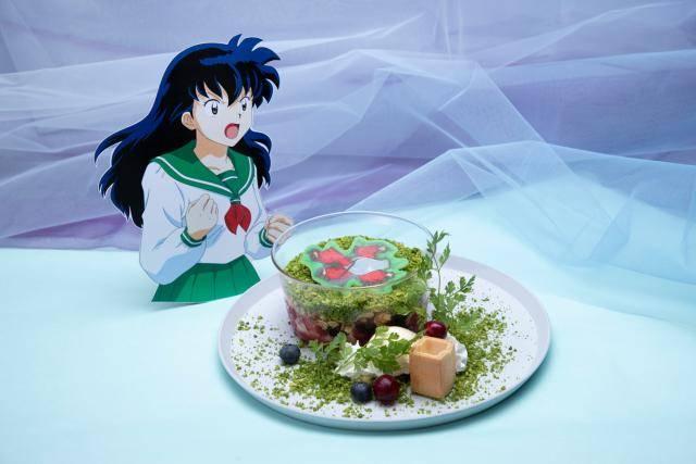 ¡Inuyasha tendrá un café temático en Japón! 4