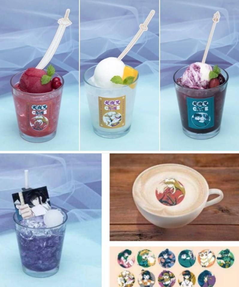 ¡Inuyasha tendrá un café temático en Japón! 1