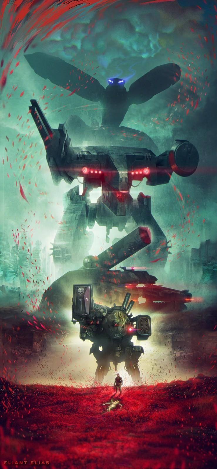 Metal Gear Solid, su director comparte nuevo arte conceptual del Live-Action 1