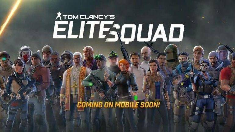 Tom Clancy´s Elite Squad