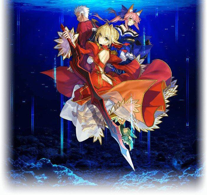 fate / extra record
