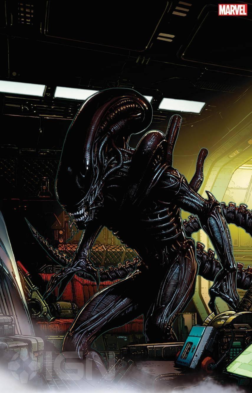 Marvel Comics adquiere los derechos de Alien y Predator 1