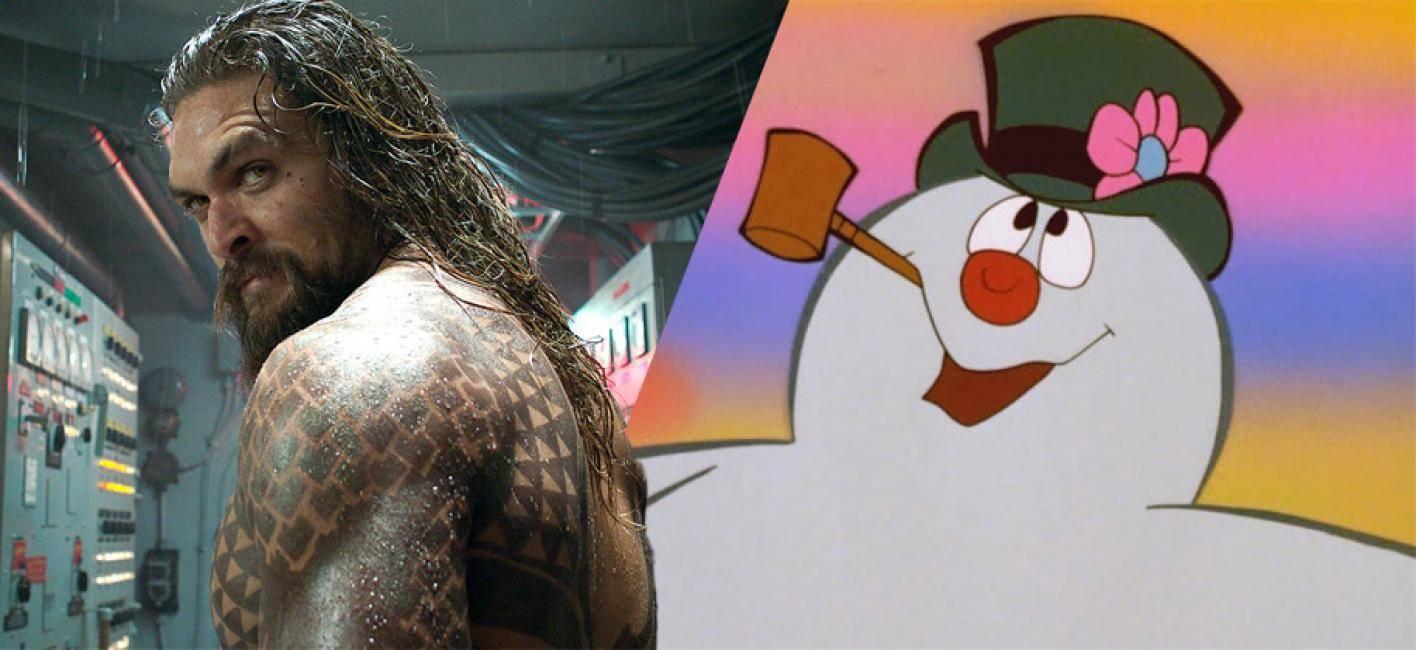 Jason Momoa, Frosty the Snowman