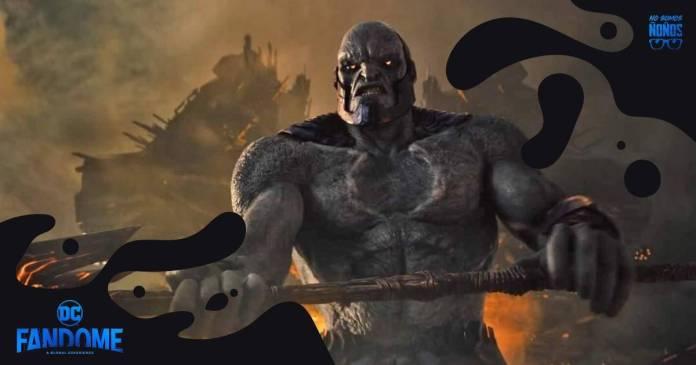 DC Fandome, Darkseid, Snyder Cut