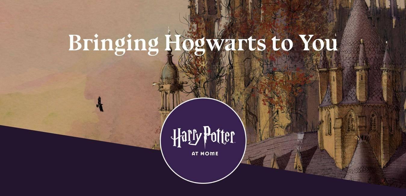 back to hogwarts 2020