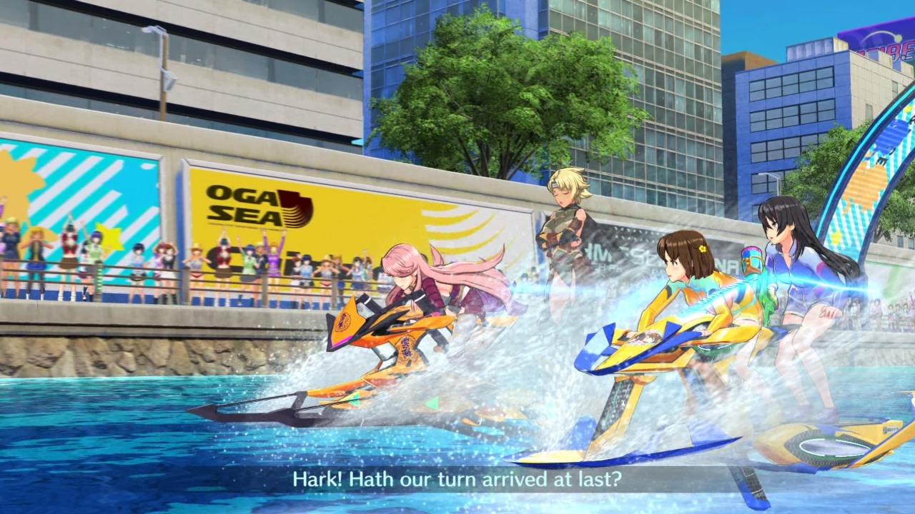 Reseña: Kandagawa Jet Girls (PS4) 8