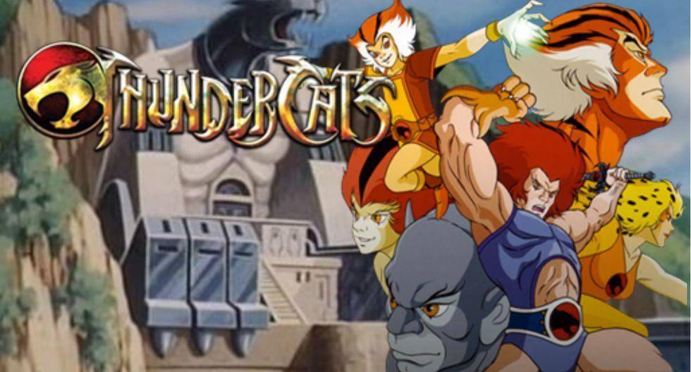 Fan recrea el intro de ThunderCats en 3D CGI 1
