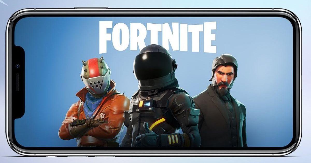 Fortnite: Epic Games demanda a Apple por eliminar el juego 1