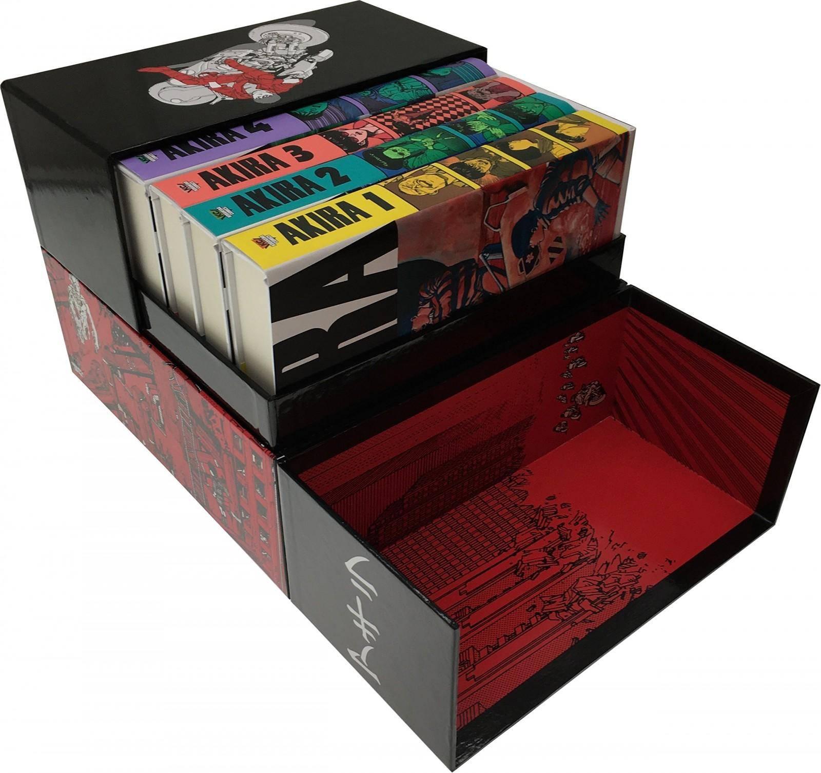 Akira Boxset