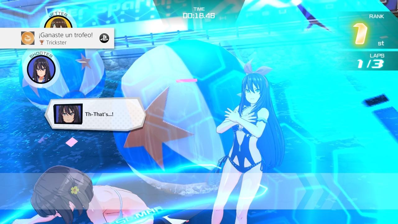 Reseña: Kandagawa Jet Girls (PS4) 7