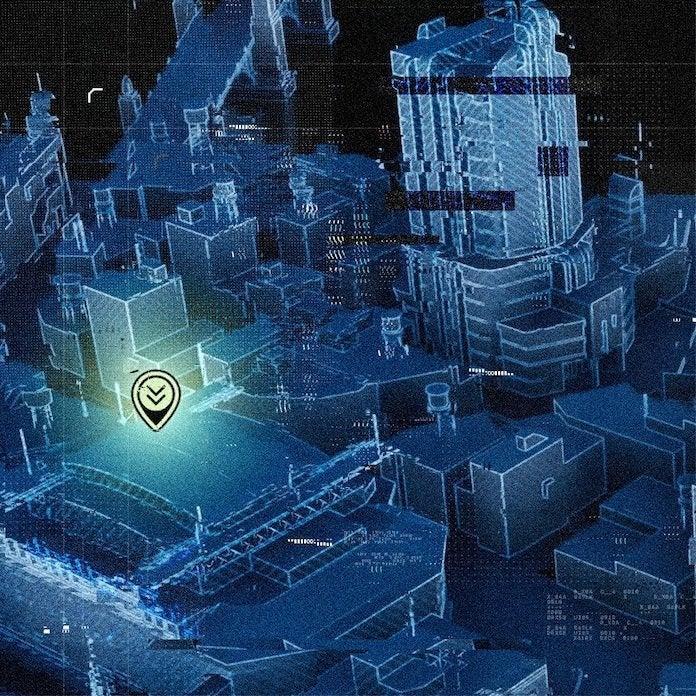 ¿Este será el mapa del nuevo juego de Batman? 1