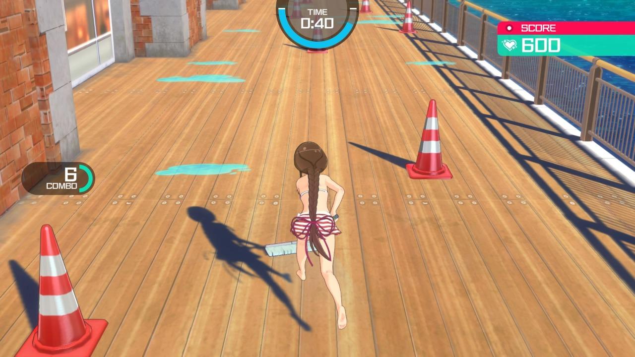 Reseña: Kandagawa Jet Girls (PS4) 5