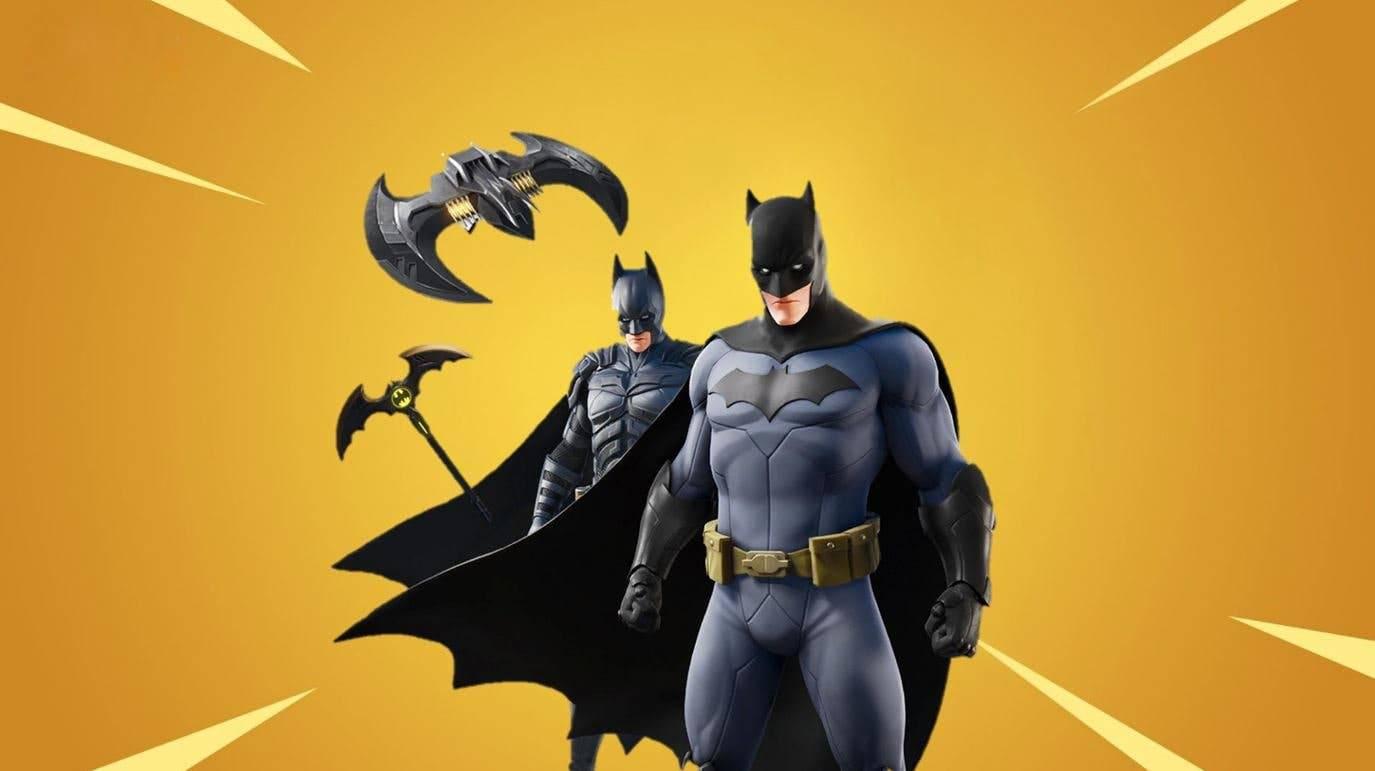 Batman y DC toman el control de Fortnite 1