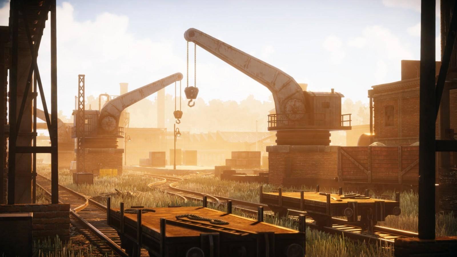 Iron Harvest presenta la facción Saxony 7