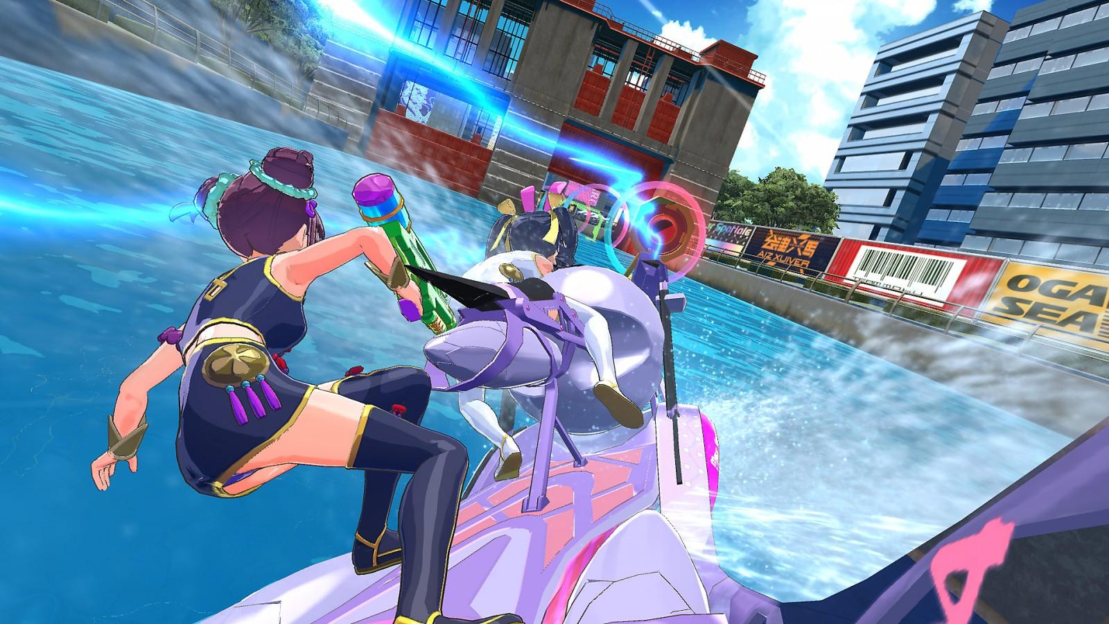 Reseña: Kandagawa Jet Girls (PS4) 1