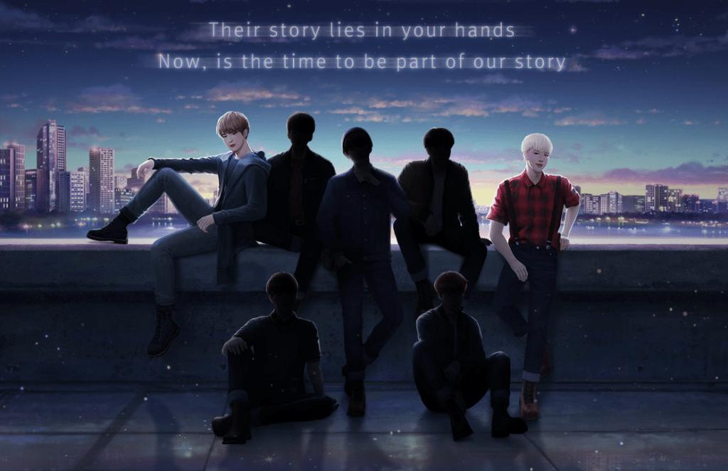 BTS Universe Story, revela nuevo Teaser. 1