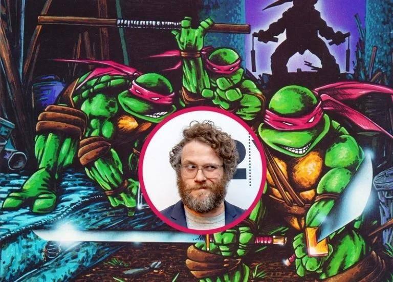 Tortugas Ninja: Seth Rogen revela planes acerca del próximo reboot de la franquicia 1