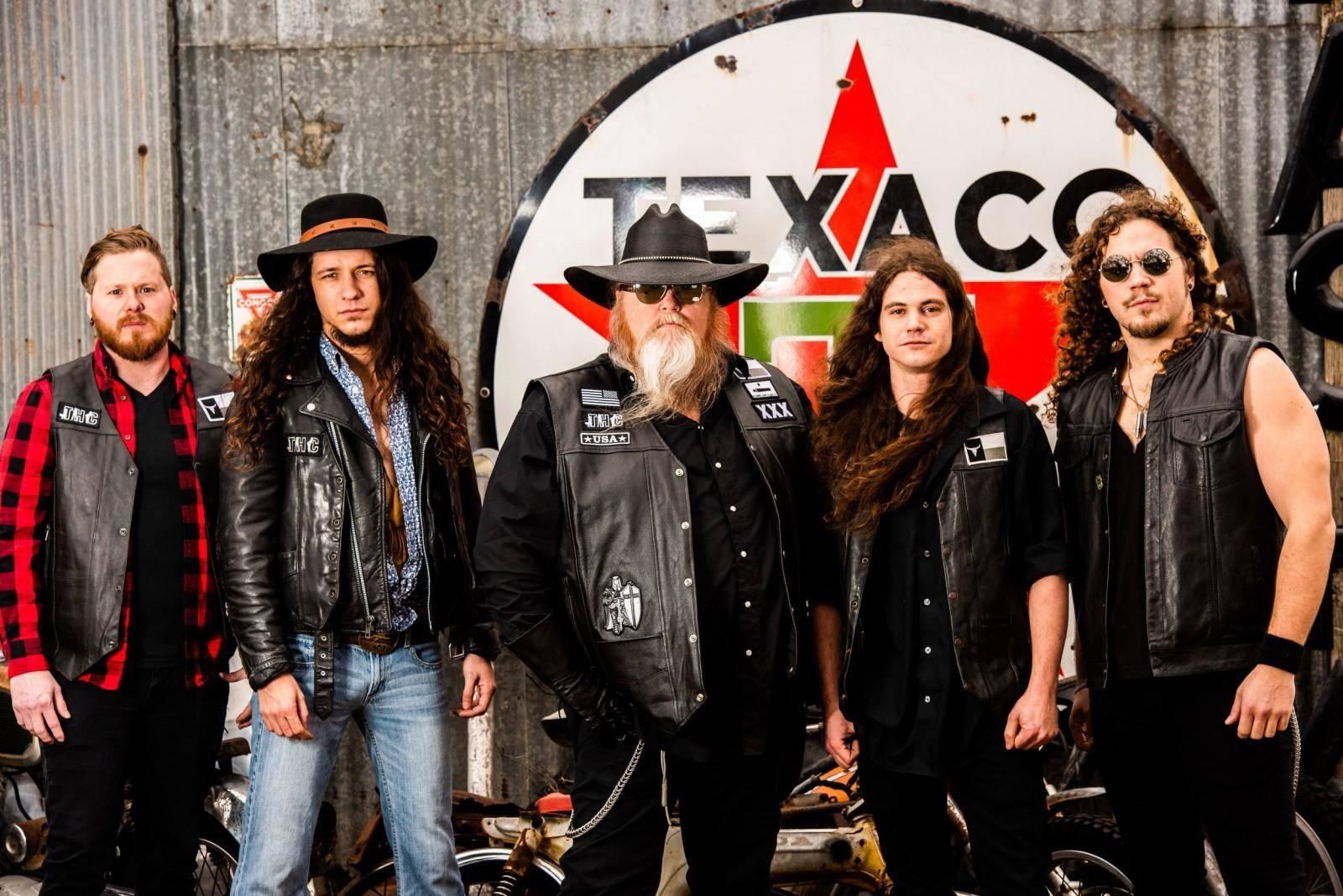 Texas Hippie Coalition Turn It Up