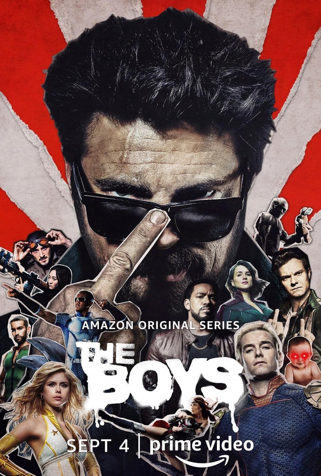 Series series series  (Las votaciones de la liga en el primer post) - Página 2 The-Boys3