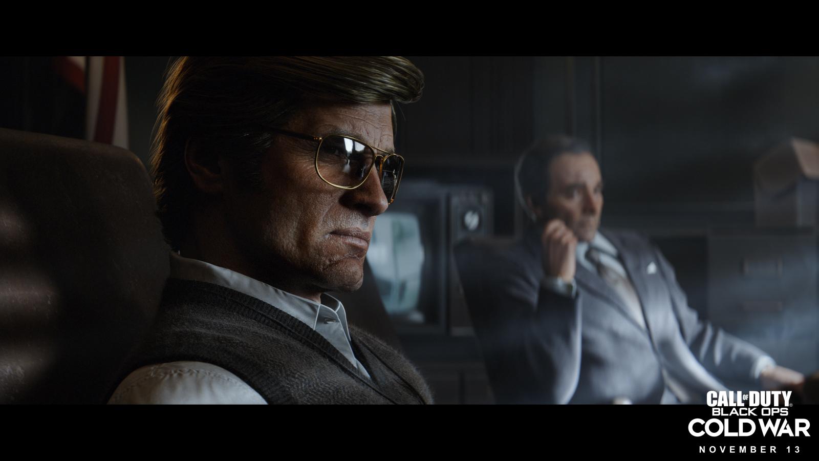 Se presenta el primer vistazo a Call of Duty: Cold War 2