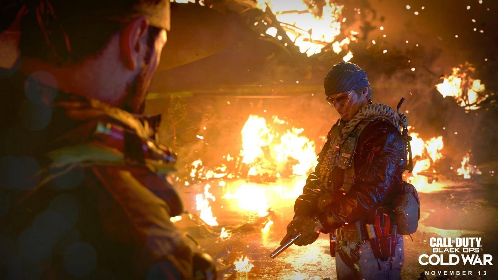 Se presenta el primer vistazo a Call of Duty: Cold War 8