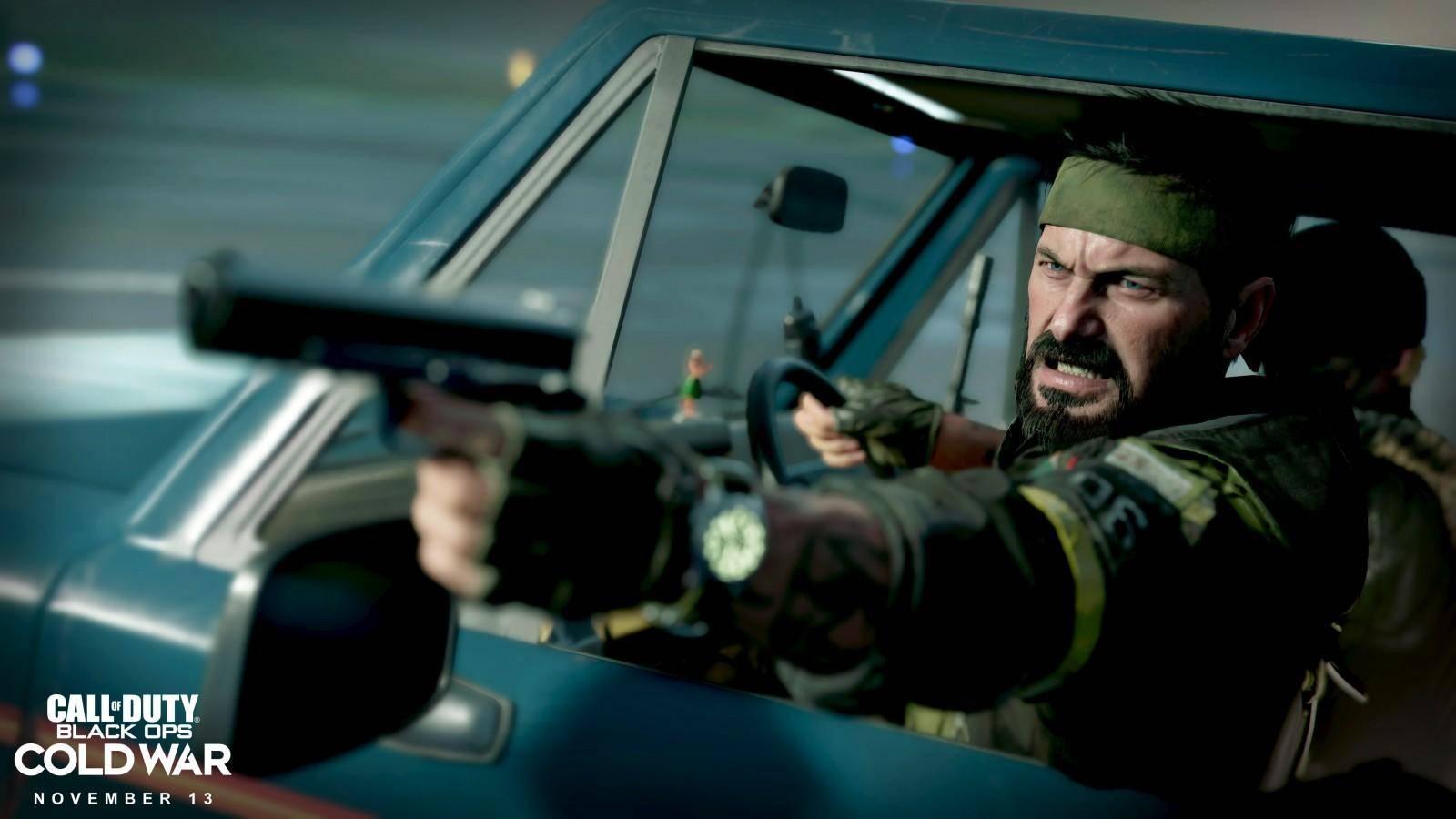 Se presenta el primer vistazo a Call of Duty: Cold War 7