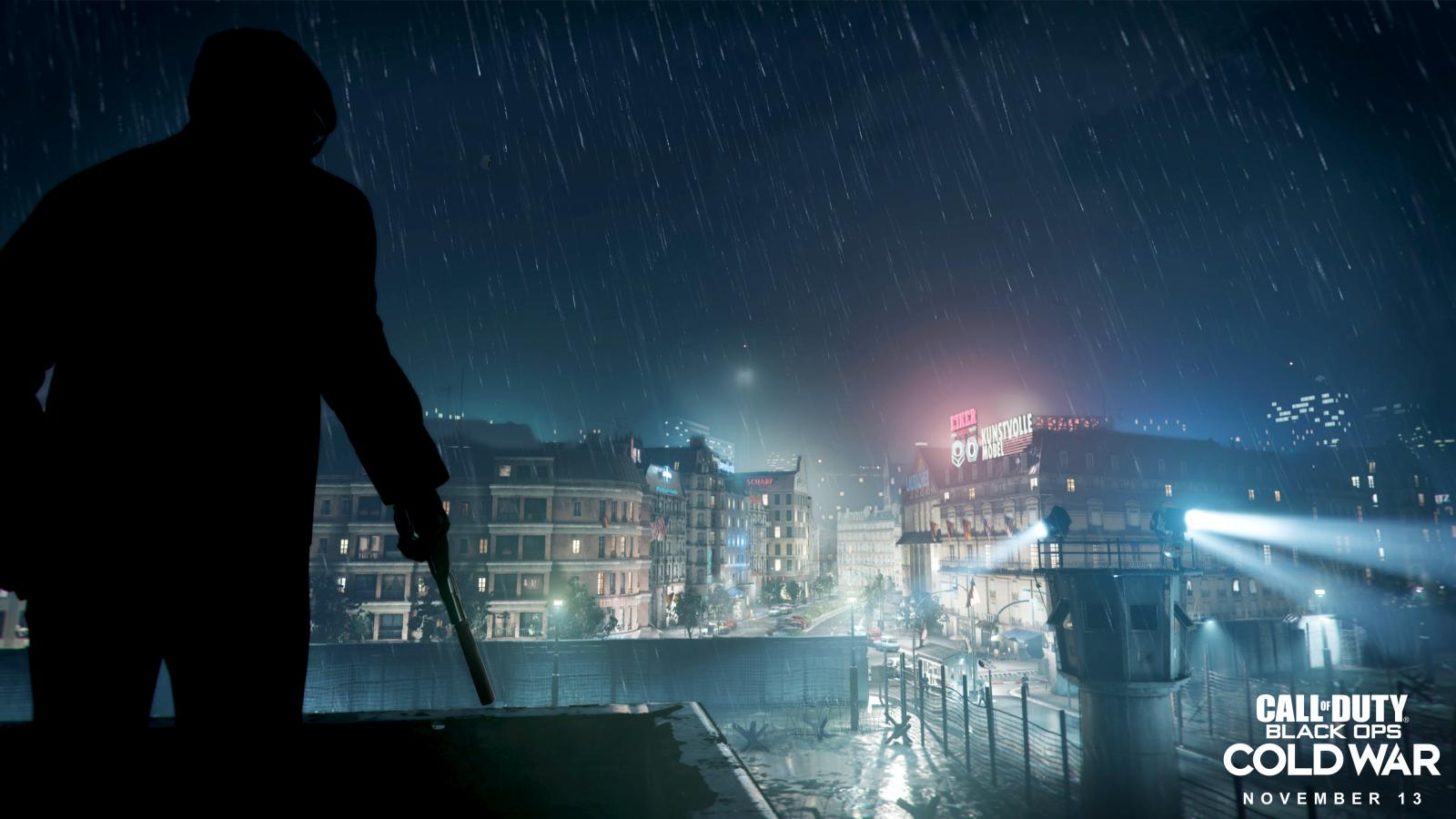 Se presenta el primer vistazo a Call of Duty: Cold War 4