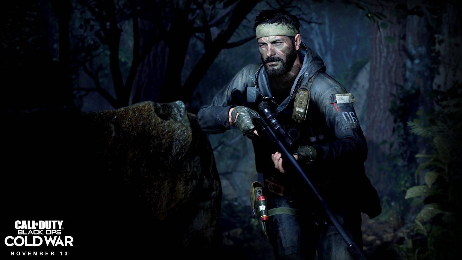 Se presenta el primer vistazo a Call of Duty: Cold War 3