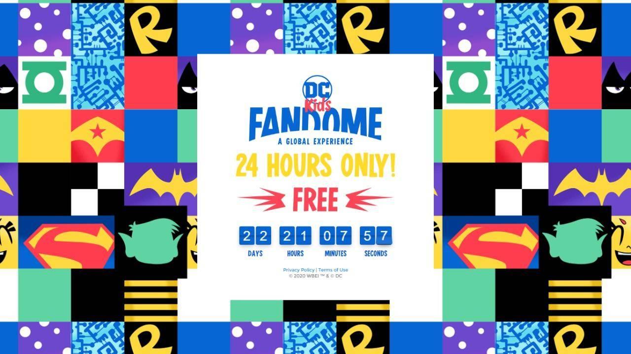 DC fandome kids