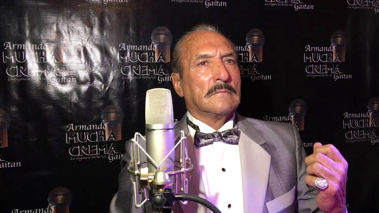 Armando 'Mucha Crema' Gaytán, la voz de la lucha libre falleció a los 76 años 1