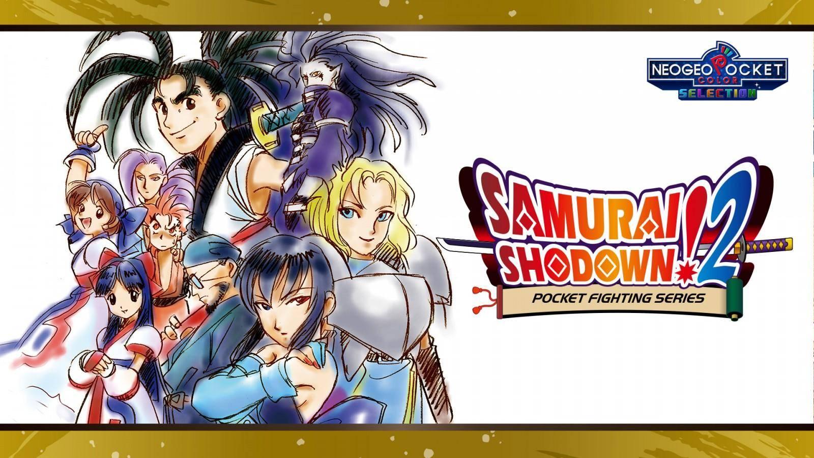King Of Fighters R-2 y Samurai Shodown 2 llegan a Nintendo Switch 6