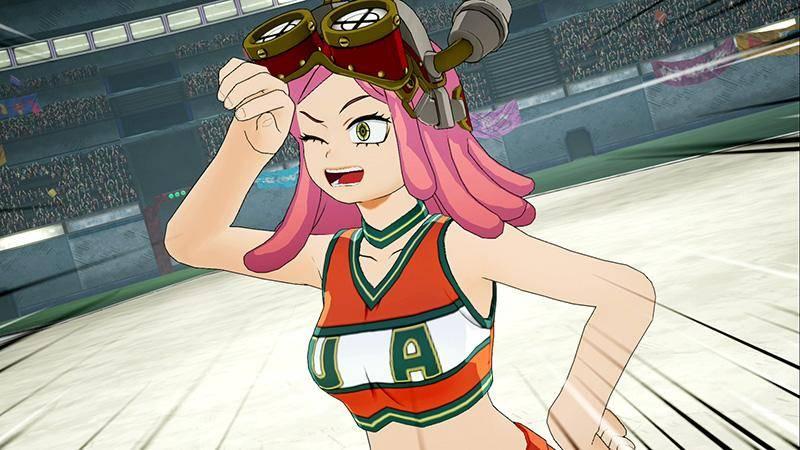Mei Hatsume y más novedades llegan a My Hero One's Justice 2 1