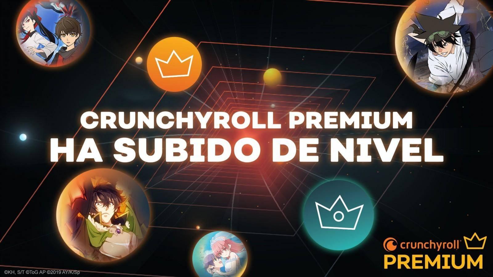 Crunchyroll tendrá nuevos niveles de suscripción, ahora podrás bajar tus episodios favoritos con Premium 1