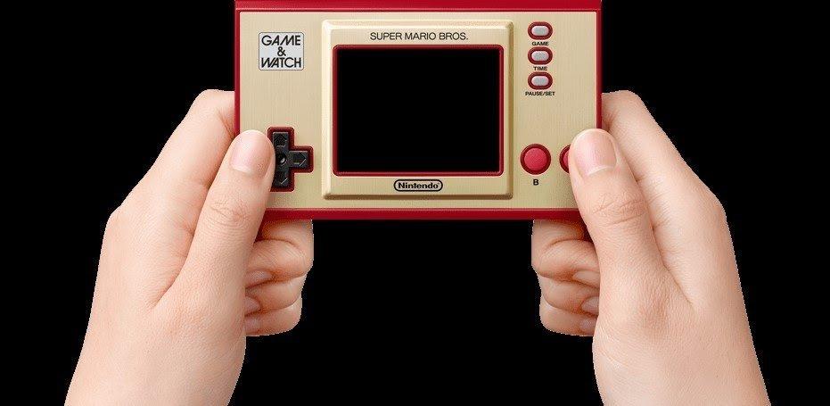 ¡El legendario Game and Watch está de regreso! 1
