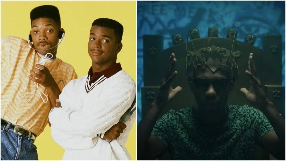 Bel-Air, The Fresh Prince of Bel-Air, El Principe del Rap