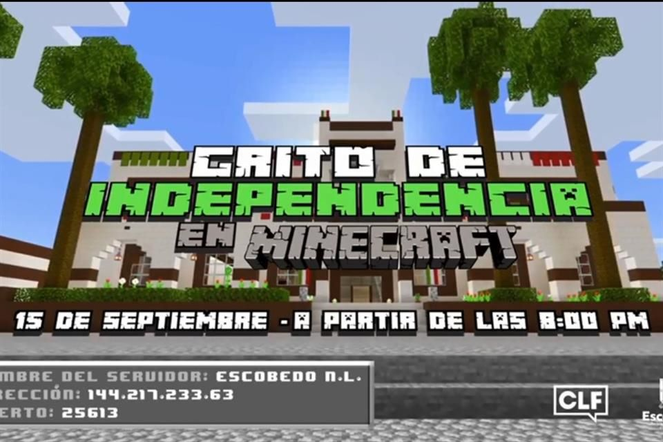 Escobedo Minecraft