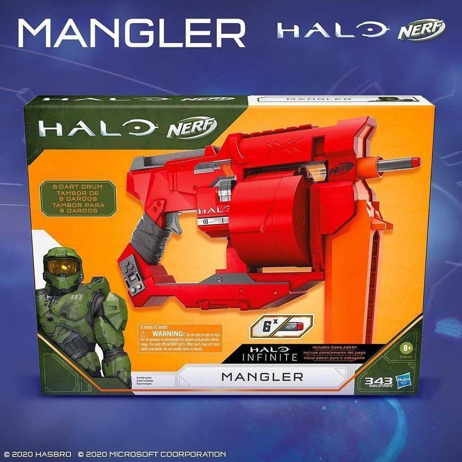 Halo Infinite Mangler