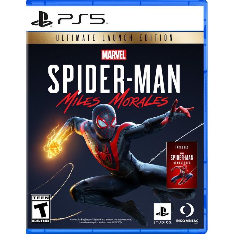 Spider-Man Remastered