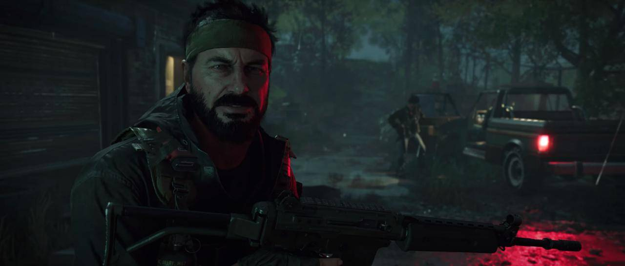 Call of Duty: Black Ops Cold War nowhere left