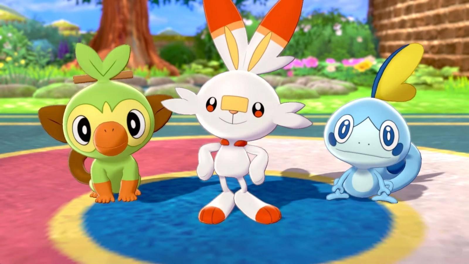 Pokemon-Sword-y-Pokemon-Shield