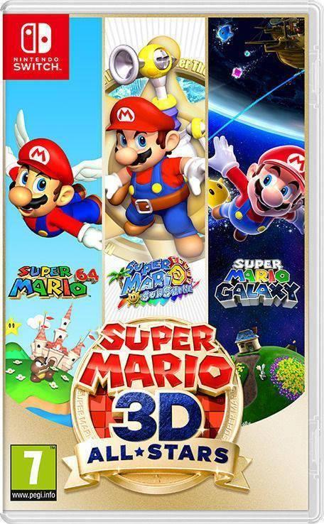 Nintendo ha anunciado Super Mario All-Stars 3D 1
