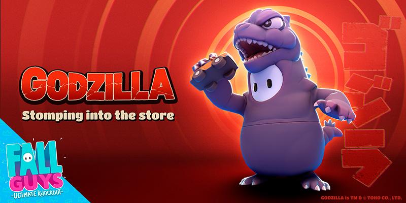 Godzilla, Fall Guys